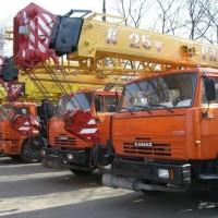 Автокраны в аренду 14,16,20,25 тонн