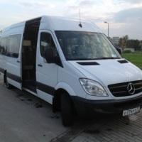 Аренда легковых авто, автобусов, микроавтобусов в Солн